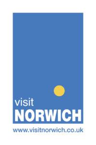 VisitNorwich logo